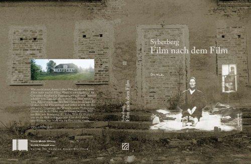 Film nach dem Film - Syberberg
