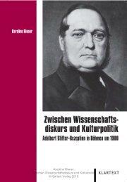 Zwischen Wissenschafts diskurs und Kulturpolitik - Klartext Verlag