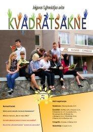 2011.g. aprīlis_maijs Nr.6 - Jelgavas 1. ģimnāzija