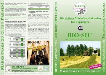 BIO-SIL - Dr. Pieper