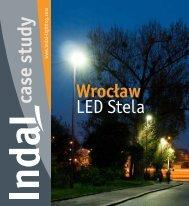 Wrocław LED Stela - Indal