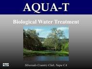 Aqua-T - Presentation - SandS International