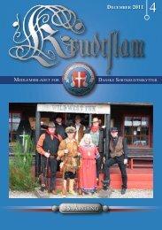 Krudtslam Nr.4-2011 - Forbundet Af Danske Sortkrudtskytteforeninger
