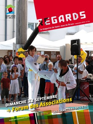 Regards 146, septembre 2010 (pdf - 2,45 Mo) - Ville de Saint Jean ...
