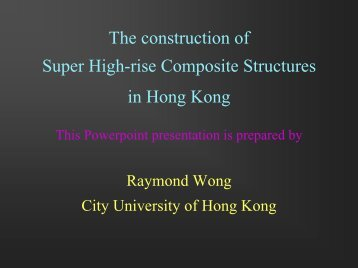 Powerpoint - City University of Hong Kong