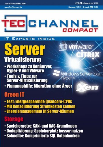 Server - TecChannel