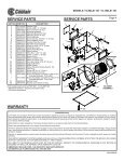 in-line ventilators • 120v read and save these ... - American Coolair - Page 4