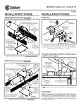in-line ventilators • 120v read and save these ... - American Coolair - Page 6