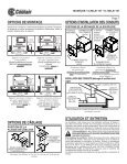 in-line ventilators • 120v read and save these ... - American Coolair - Page 7