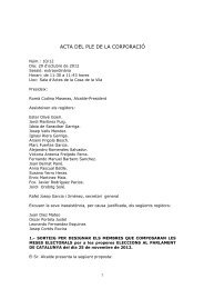 10. 2012-1029-PLE-EXT.pdf - Ajuntament de Lloret de Mar