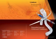 Endurant II - Medtronic - Endovascular Therapies International