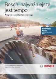 Bosch: najważniejsze jest tempo