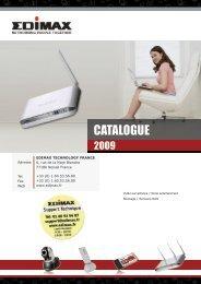 CATALOGUE - Edimax