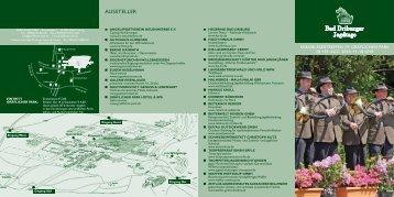 brunnenallee 1 · D-33014 - Bad Driburg Touristik GmbH