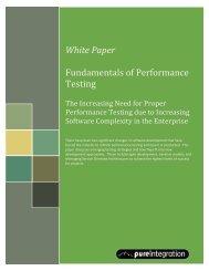 White Paper - pureIntegration
