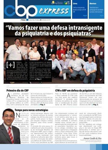 cbp express - XXXI Congresso Brasileiro de Psiquiatria