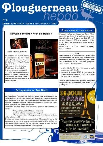 Bim 05-2013 - Plouguerneau