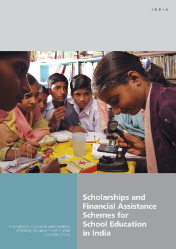 Scholarships and Financial Assistance Schemes for School ...
