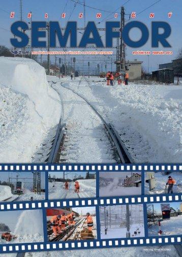 semaFor - ŽSR