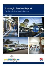 Strategic Review Report - Transport for NSW - NSW Government