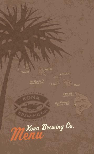 Glass(12 Oz - Kona Brewing Company
