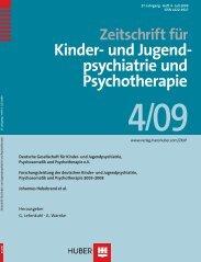 Kinder- und Jugend- psychiatrie und Psychotherapie