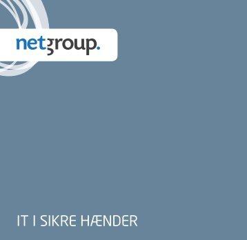 IT I SIKRE HÆNDER - Netgroup
