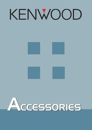 Open PDF (150 KB) - Kenwood