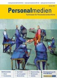 Personalmedien - Personalwirtschaft