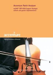 Accenture Patch Analyzer