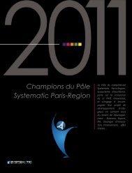 Téléchargez le Booklet des Champions - Systematic