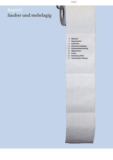 Aktueller Geschäftsbericht 2011 [PDF 8'900 KB] - Abwasserverband ...