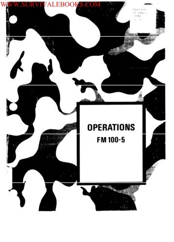 1982 US Army OPERATIONS 189p.pdf - Survival Books