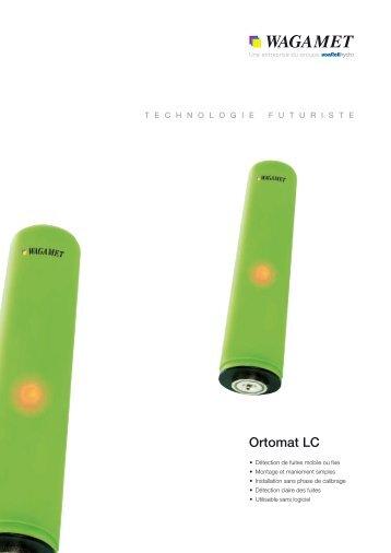 Ortomat LC - vonRoll hydro