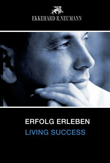 ERFOLG ERLEBEN LIVING SUCCESS