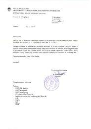 republika slovenija ministrstvo za kmetijstvo, gozdarstvo in prehrano