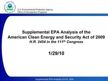 according to the U.S. EPA [PDF] - Environmental Defense Fund