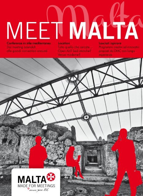 Meet Malta Brochure - Event Report