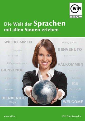 Die Welt der Sprachen mit allen Sinnen erleben - WKOÖ Online ...