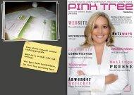 Presse Mailings - Pink Tree Marketing