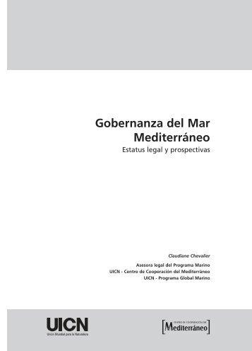 Gobernanza del Mar Mediterráneo - Centre for Mediterranean ...