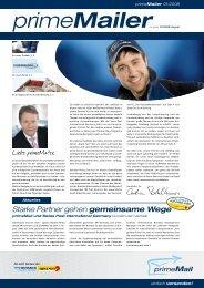 primeMailer 01/2008