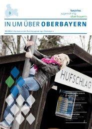 In um üBer OberbayerN - Bezirksjugendring Oberbayern