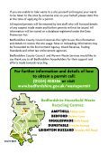 A5 waste Accept leaflet - 17/5 - Bedfordshire County Council - Page 7