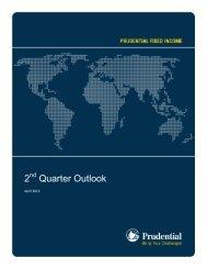 2nd Quarter 2013 Market Outlook - Prudential