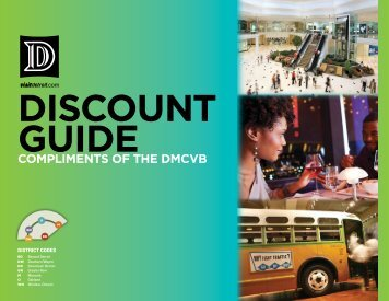 Detroit Discount Guide - Department of Art and Art History