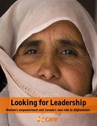 Looking for Leadership compressed(1).pdf - CARE Canada