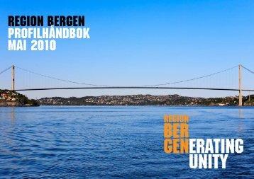 Profilhåndboken - Business Region Bergen