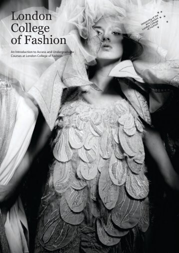 London College of Fashion - Study in the UK