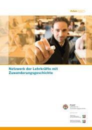 Netzwerk der Lehrkräfte mit Zuwanderungsgeschichte - RAA NRW